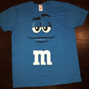 Official M&M T-Shirt - Large - NWT